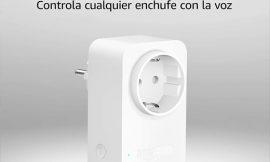 Amazon Smart Plug (enchufe inteligente wifi), compatible con Alexa por sólo 14,99€. Antes 24,99€.