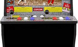 Arcade Retro Street Fighter por 360,38€.