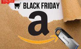 Black Friday: Ofertas en discos duros internos SSD y externos, tarjetas de memoria y pendrives.