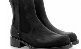 Botas Orinoco Hot de Clarks en color negro por sólo 55,00€ antes 120,00€.