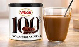 Cacao puro 100% natural de Valor (250g.) por sólo 2,59€.