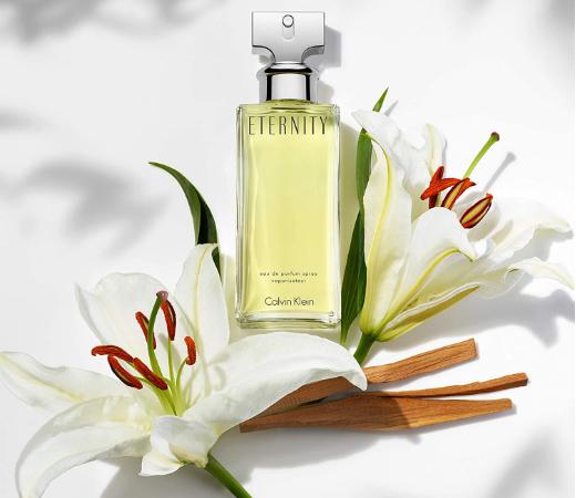 En este momento estás viendo Eau de Parfum Eternity de Calvin Klein para mujer (100ml) por sólo 25,50€.