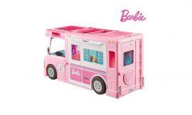 ¡Chollo! Barbie caravana para aparcar por sólo 79,99€ (antes 98€)