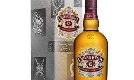 Oferta Black Friday! Chivas Regal 12 años Whisky escocés de 700 ml por sólo 19,99€.
