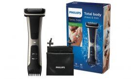 ¡Chollo! Afeitadora corporal Philips Serie 7000 BG7025/15 por sólo 44,99€ (PVP 70€)