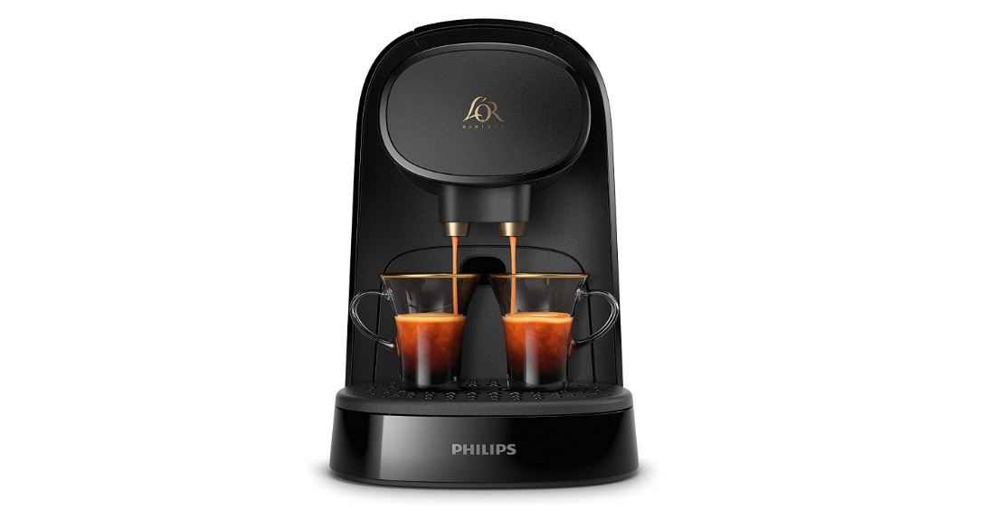 En este momento estás viendo ¡Chollo! Cafetera de cápsulas L'OR Barista de Philips por sólo 48,75€ en Amazon (PVP 99€)