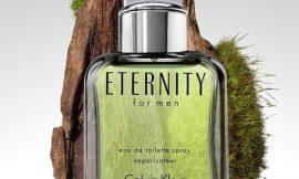 Calvin Klein Eternity for Men, 100ml por 28,95€.