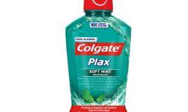 Enjuague bucal Colgate Plax Soft Mint multiprotección (250ml) por sólo 1,00€.