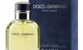 Colonia Dolce & Gabbana Pour Homme en vaporizador de 75ml por sólo 29,90€.