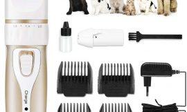 Cortapelos para mascotas inalámbrico con accesorios por 17,99€ antes 29,99€.
