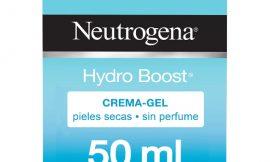 Crema-Gel Hidratante Neutrogena Hydro Boost por solo 10,99€ antes 20,90€.