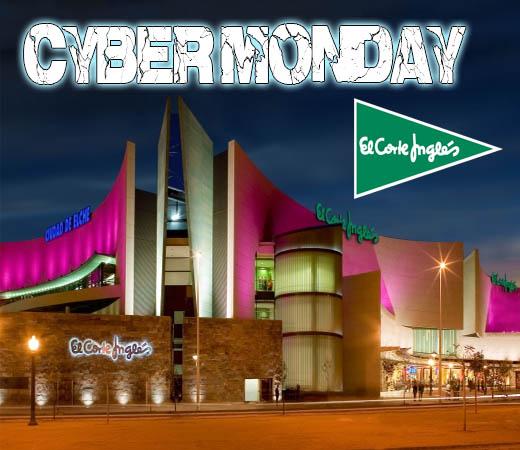 En este momento estás viendo Llega el Cybermonday a El Corte Inglés