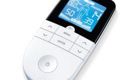 Oferta Black Friday! Electroestimulador Beurer EM49 con tres funciones en 1, pantalla LCD, 2 canales, 4 electrodos autoadhesivos por 36,99€ .