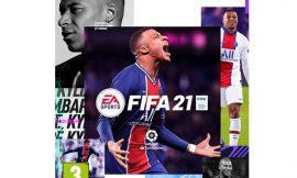 FIFA 21 Standard Edition para PS4 por 36,99€.