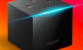 Nuevo Fire TV Cube, el reproductor multimedia en streaming con control por voz Alexa y Ultra HD por sólo 79,99€ antes 119,99€.