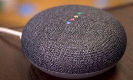Google Nest Mini por sólo 19 euros + 3,99€ de gastos.
