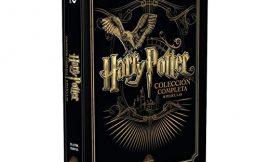 Colección completa en blu-ray de las 8 películas de Harry Potter + extras en steelbook por 23,09€.