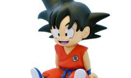 Ahorra con la mini hucha de Son Goku por sólo 10,16€.