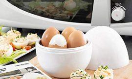 Cuecehuevos para microondas InnovaGoods kitchen Foodies por sólo 5,87€.