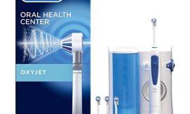 Irrigador Professional Oral-B Professional Care Oxyjet por 39,99€, antes 52€. Además hasta 40% en cepillos Oral-B