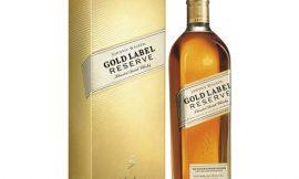 Oferta Black Friday! Whisky Escocés Johnnie Walker Gold Reserve en formato de 700ml por 29,85€.