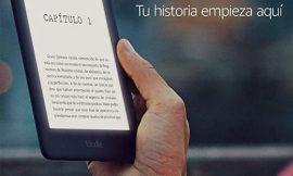 Kindle con luz por 64,99€.