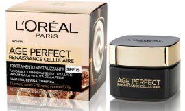 Tratamiento revitalizante L'Oréal Age Perfect renacimiento celular por sólo 12,12€.