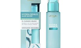 Oferta Black Friday! Cuidado líquido facial L'Óreal Paris Dermo Expertise Hydra Genius Aloe Water por 5,99€.