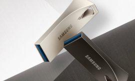 Memoria Flash Samsung Drive Bar USB 3.1 des 256GB por sólo 34,90€