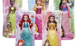 Consigue tu muñeca favorita de las princesas Disney Brillo Real por sólo 9,99€.