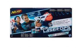 ¡Mitad de precio! Nerf Laser Ops Pro (pack de 2) por sólo 24,90€ (antes 48€)