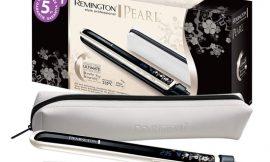 Oferta del día! Plancha de pelo Remington S9500 Pearl por 29,99€.