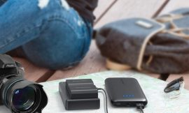 Cargador RAVPower para baterias Sony con 2 baterías 2000mAh por 20,99€ antes 40,99€.