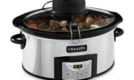 Oferta Black Friday! olla de cocción lenta Crock-Pot AutoStir CSC012X por 74,99€ antes 134,90€.