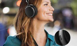 Auriculares bluetooth Xsound H5D, micro con cancelación de ruido ANC, almohadillas de proteína y cápsulas con rotación, entrada AUX por 24,99€ antes 59,99€.