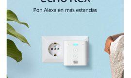 ¡Adelanto BLACK FRIDAY! Amplia las posibilidades de cobertura de Echo con Echo Flex por 14,99€.