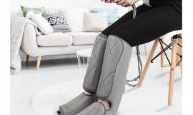 Masajeador por compresión en piernas para mejorar la circulación y favorecer la relajación muscular por 63,99€ antes 79,99€.