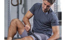 Rodillo de masaje muscular para ejercicio Adidas por 7,63€.