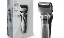 Afeitadora Panasonic RW33-H503, cabezal giratorio con hojas dobles de alta precisión por 23,99€ antes 41,99€.