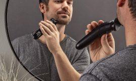 Recortadora de Barba Gillette King C con 3 peines intercambiables por sólo 27,95€.