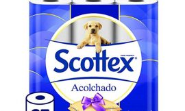 Oferta del día! Papel higiénico: 63 rollos de Scottex Acolchado por sólo 20,99€.