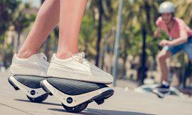 Ninebot Segway Drift W1, los e-skates con tecnología de auto balance por 199,90€.