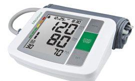 Tensiómetro de brazo Medisana BU 510 51160, con detector de arritmias y función semáforo por 19,24€