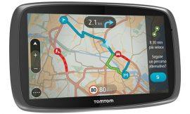 """Oferta Black Friday! GPS TomTom Go 620 World LTM de 6""""con actualización de por vida, Siri y Google por 149,95€ antes 279,95€."""