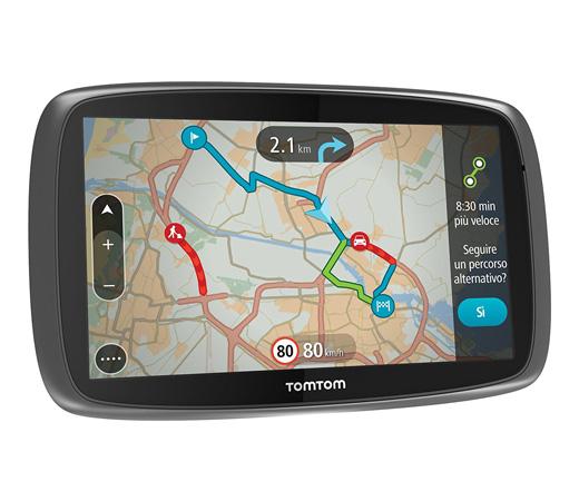 """En este momento estás viendo Oferta Black Friday! GPS TomTom Go 620 World LTM de 6""""con actualización de por vida, Siri y Google por 149,95€ antes 279,95€."""