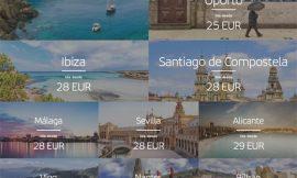 Black Friday en Iberia: un millón de plazas a Europa desde 23 euros.