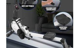 Máquina de remo Ancheer Fitness Rowing por 359,99€ antes 499,99€.