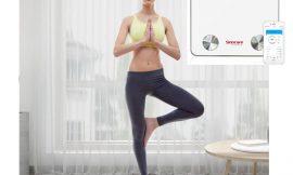 Oferta Flash; báscula inteligente Sinocare, pantalla LED, funciones de análisis de composición corporal por 15,59€.