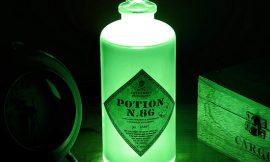 Lámpara Harry Potter Potion Bottle No.86 por 18,05€, antes 29,99€.