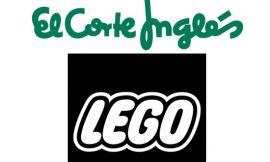 3×2 En juguetes Lego en El Corte Inglés.